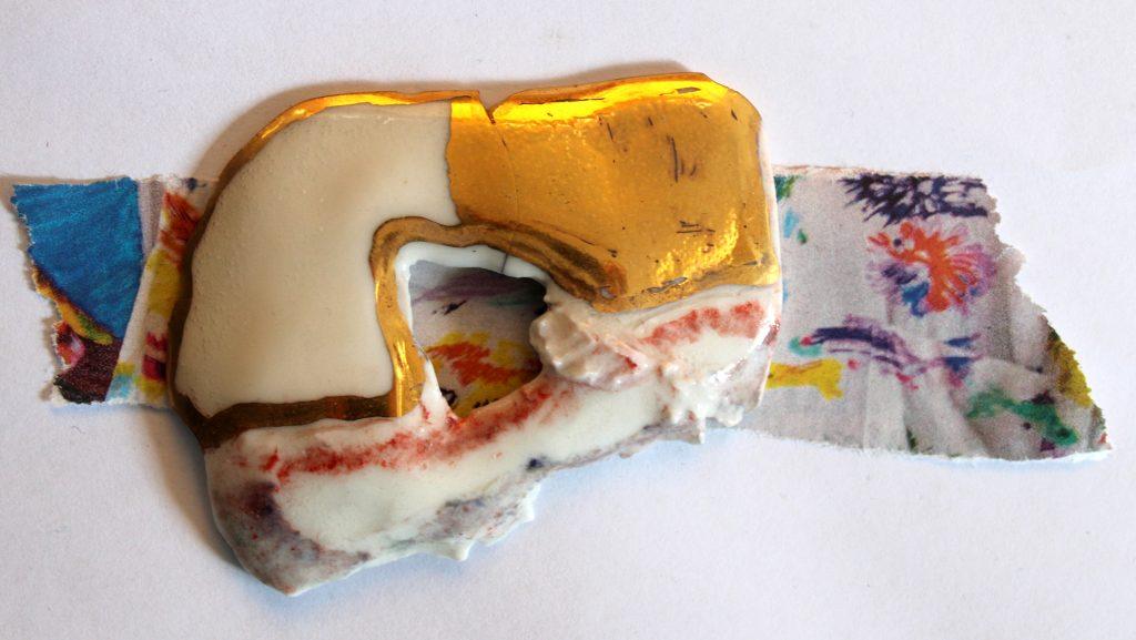 Meike Janssens -Fill the gap - escapism