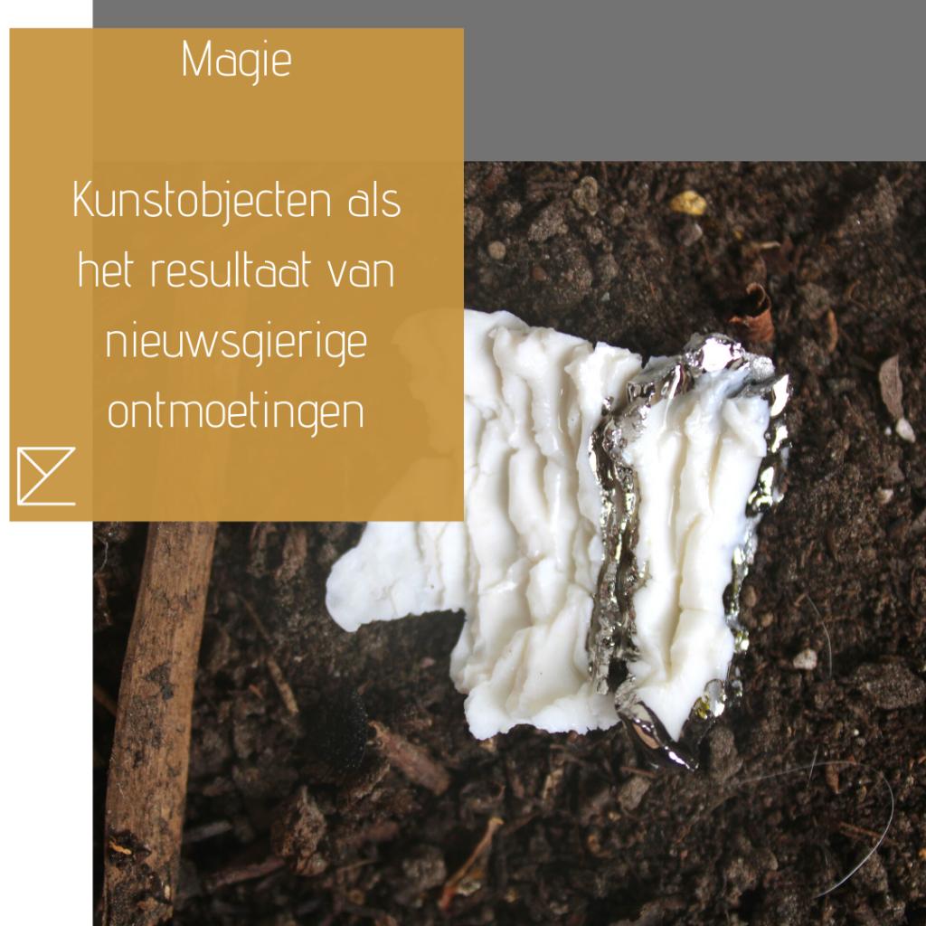 Meike Janssens - kunst als resultaat van nieuwsgierige ontmoetingen