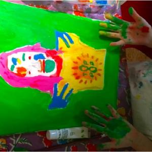 kunstcoaching voor kinderen - creanaut