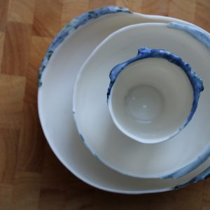 Sophie T.-Arp - handgemaakt porselein