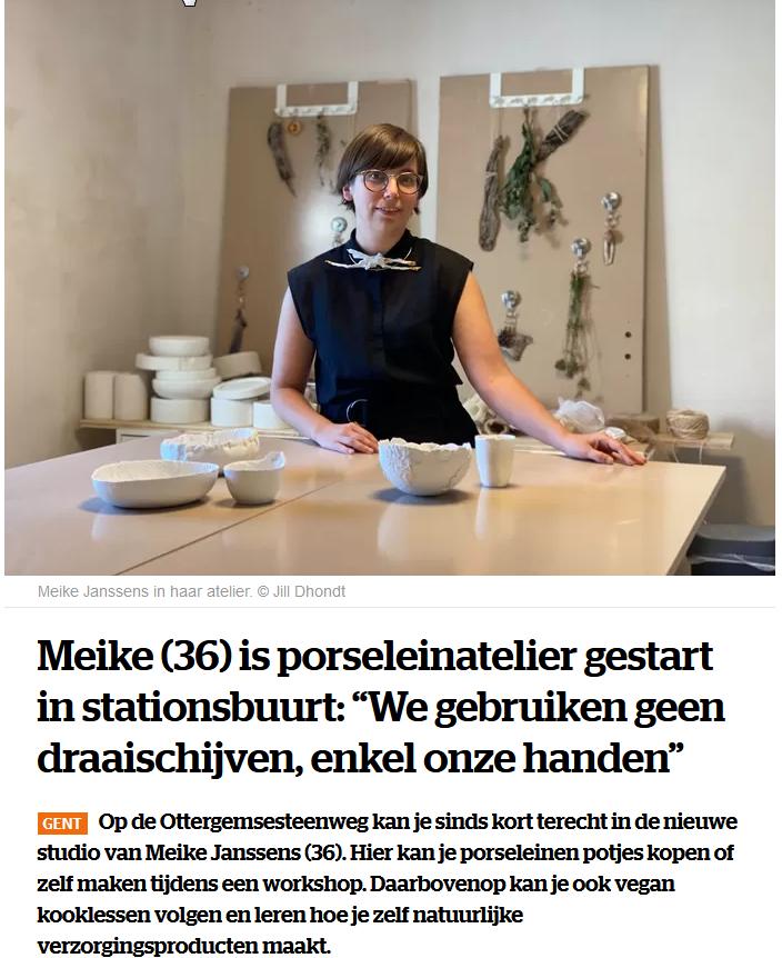 Meike Janssens - Het laatste nieuws