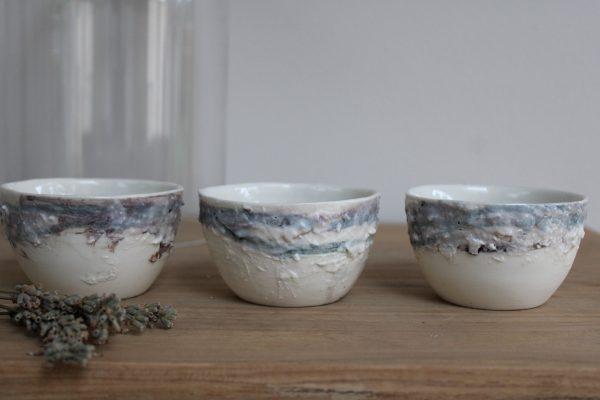 theelichtjes in porselein - Meike Janssens