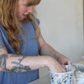 workshop keramiek en porselein gent
